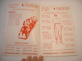 Antique James W. Brim Co. 1944 Christmas Book Catalogue image 3