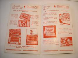 Antique James W. Brim Co. 1944 Christmas Book Catalogue image 6