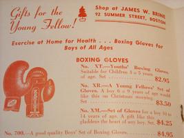 Antique James W. Brim Co. 1944 Christmas Book Catalogue image 5