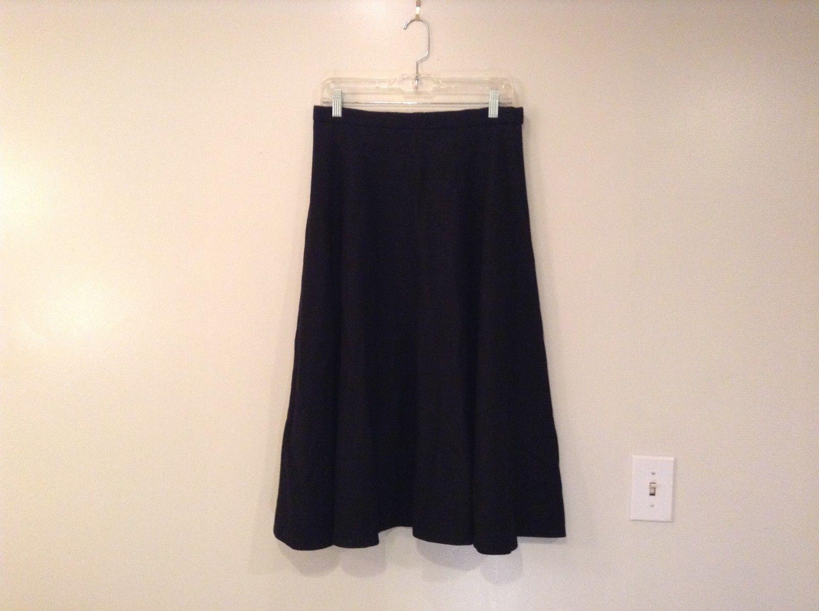 Aunt Abigail's Attic size M 100% Wool Skirt