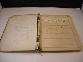 1875 Primary School Geography Textbook illustrated Swinton's image 5