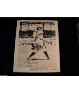Autographed Babe Ruth Picture Photograph 1947 Rare image - $118,800.00