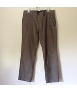 Banana Republic Dress Pants Vintage Straight 100 Percent Cotton Size 32 ... - $49.49