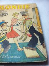 1944 Vintage Blondie 100 Selected Top-Laughs of America's Best Loved Comic image 3