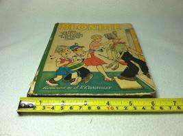 1944 Vintage Blondie 100 Selected Top-Laughs of America's Best Loved Comic image 6