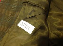 Barneys New York Brown mans coat 23 in W 30 in Long image 1