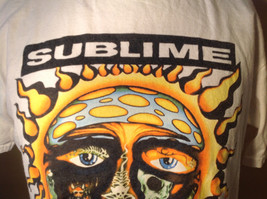 Anvil White 100 Percent Cotton Sublime 40 Oz to Freedom Graphic T-Shirt Size M image 2