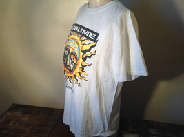 Anvil White 100 Percent Cotton Sublime 40 Oz to Freedom Graphic T-Shirt Size M image 7