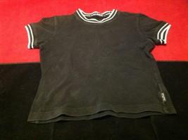 Baleno women's White & black shirt sleeve t-shirt size small