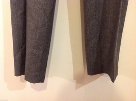 Applesee's Ladies Gray 100% Wool Fully Lined Elastic Back Waist Pants, Size 12 image 5