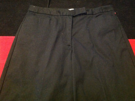 Bass Stretch Ladies Black Pants Size 6