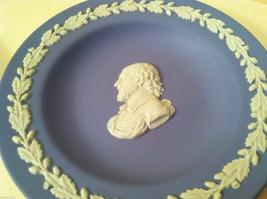 1957 Wedgwood Jasperware Plate Set - John F. Kennedy and Shakespeare Silhouette image 3