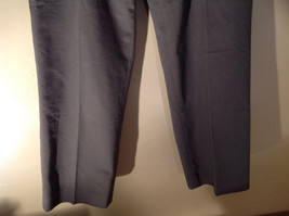 Axist Gray Four Pocket Dress Pants Clasp Zipper Closure Belt Loops Size 34 by 29 image 3
