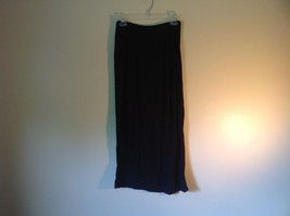 Black Brandy Melville One Sizes Fits All Long Skirt with Elastic Waistband