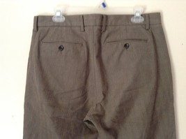 Banana Republic Dress Pants Vintage Straight 100 Percent Cotton Size 32 by 30 image 6