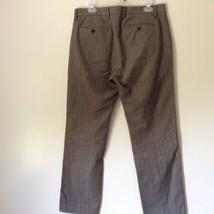 Banana Republic Dress Pants Vintage Straight 100 Percent Cotton Size 32 by 30 image 7