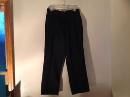 Black Jean Dickies Work Pants 4 Pockets Zip Clasp Closure Original Fit  Size 32