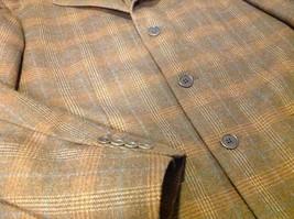 Barneys New York Brown mans coat 23 in W 30 in Long image 6