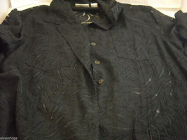 2 Women's Black Jackets by Chico's image 8