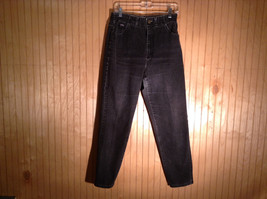 Black Riders Denim Jeans Size 12 Medium Made in USA 100 Percent Cotton