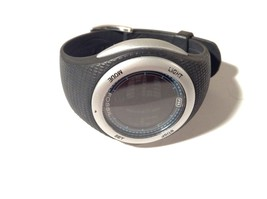 Black Sporty Fossil Wristwatch - $24.74