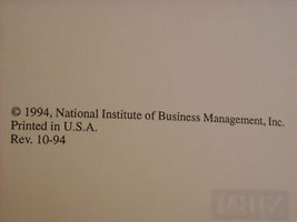 2 Management Books National Institute of Management image 6