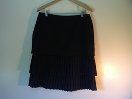 Beautiful Miri New York Black Jacket and Skirt Suit Size 14 Business or Formal image 5