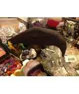 Black posable crow primitive NEW bird - $39.99