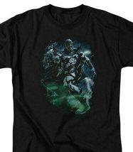 DC Comics Green lantern Black Lantern Corps retro comics graphic t-shirt GL239 image 3