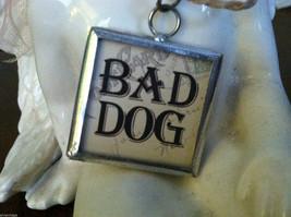 """2 Sided Charm - """"Good Dog"""" and """"Bad Dog"""" image 3"""