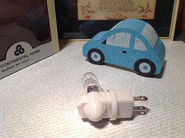 Blue Car USA Outlet Ichiban Night Light Original Box New