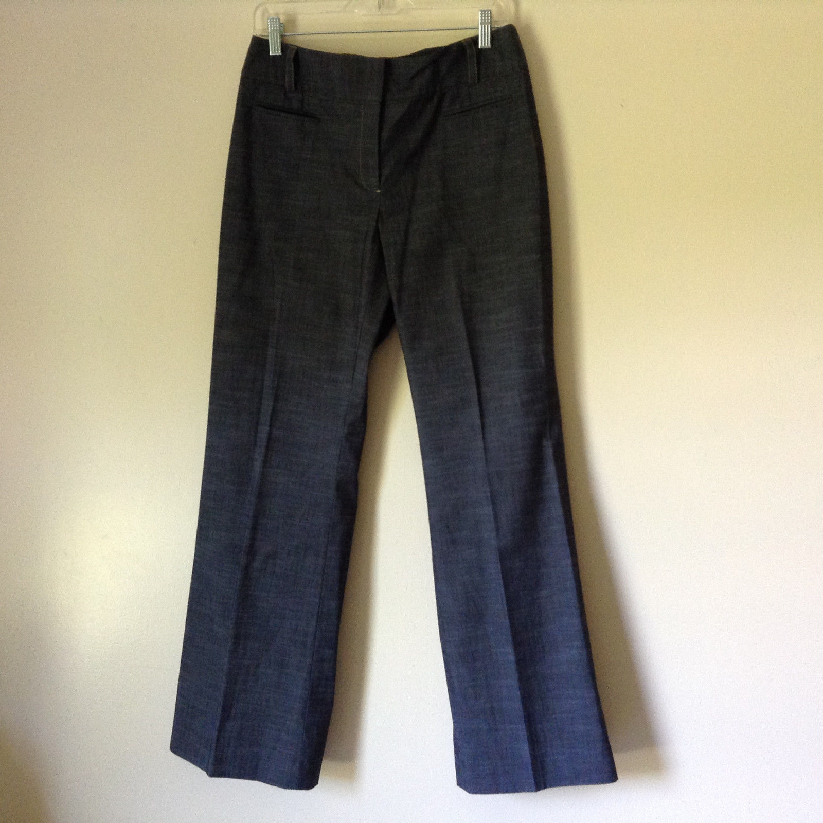 Blue Casual Pants by Apt 9 Two Front Pockets One Back Pocket Size 10 Regular