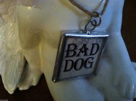 """2 Sided Charm - """"Good Dog"""" and """"Bad Dog"""" image 4"""