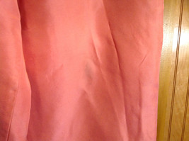 2 Piece Pink Orange Sleeveless Shirt and Pant Set David Warren New York Size 12 image 7