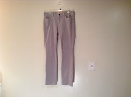 Blue Gray Light Gray J Crew Size 31R Casual Pants Front and Back Pockets