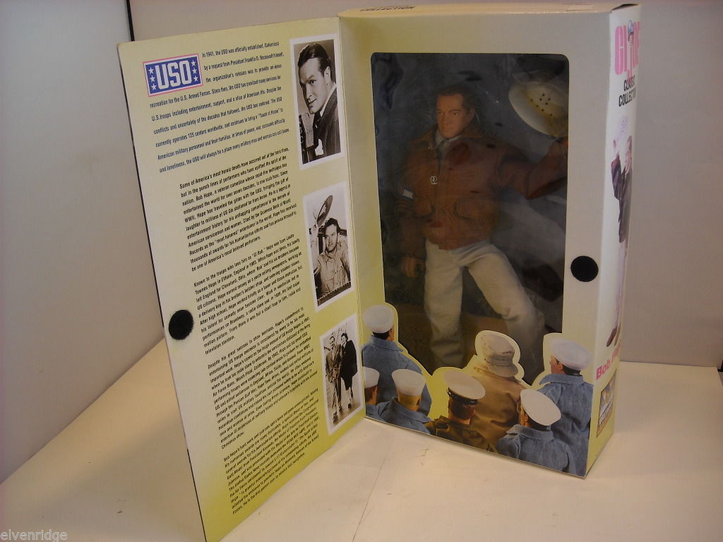 Bob Hope Doll from the G.I. Joe Classic Collection Hollywood