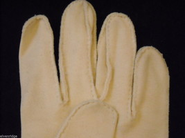 2 Vintage pairs of  White Gloves image 5