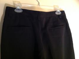 Black Kenneth Cole Four Pocket Dress Pants Button Zip Closure Size 31 by 32 image 6