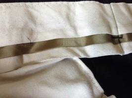 Black Pleated Dress Pants by Haggar No Size Tag Measurements Below image 7