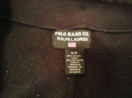 Black Polo Jeans Sweatpants Adjustable Waist String Size Small image 7