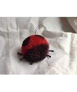 Buri  Palm Fiber Lady Bug Brush Animal Eco Fiber Sustainable Made in Phi... - $39.99