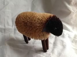 Buri  Palm Fiber Sheep Brush Animal Eco Fiber Sustainable Made in Philippines image 1
