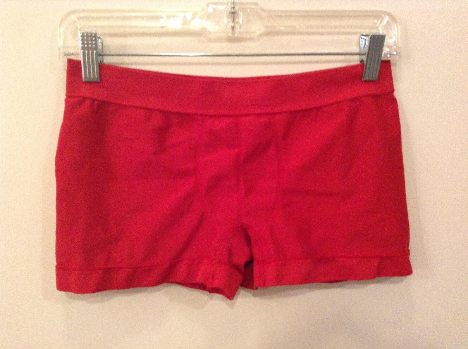 Calvin Klein Red Underwear Elastic Fabric 100 Percent Nylon