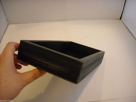 Black Wooden Box Sign My Sister Taught Me Everything I Really Need to Know image 3