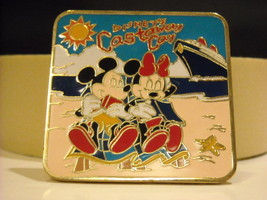 Castaway Cay Disney Cruise line Collectible Trader Pin