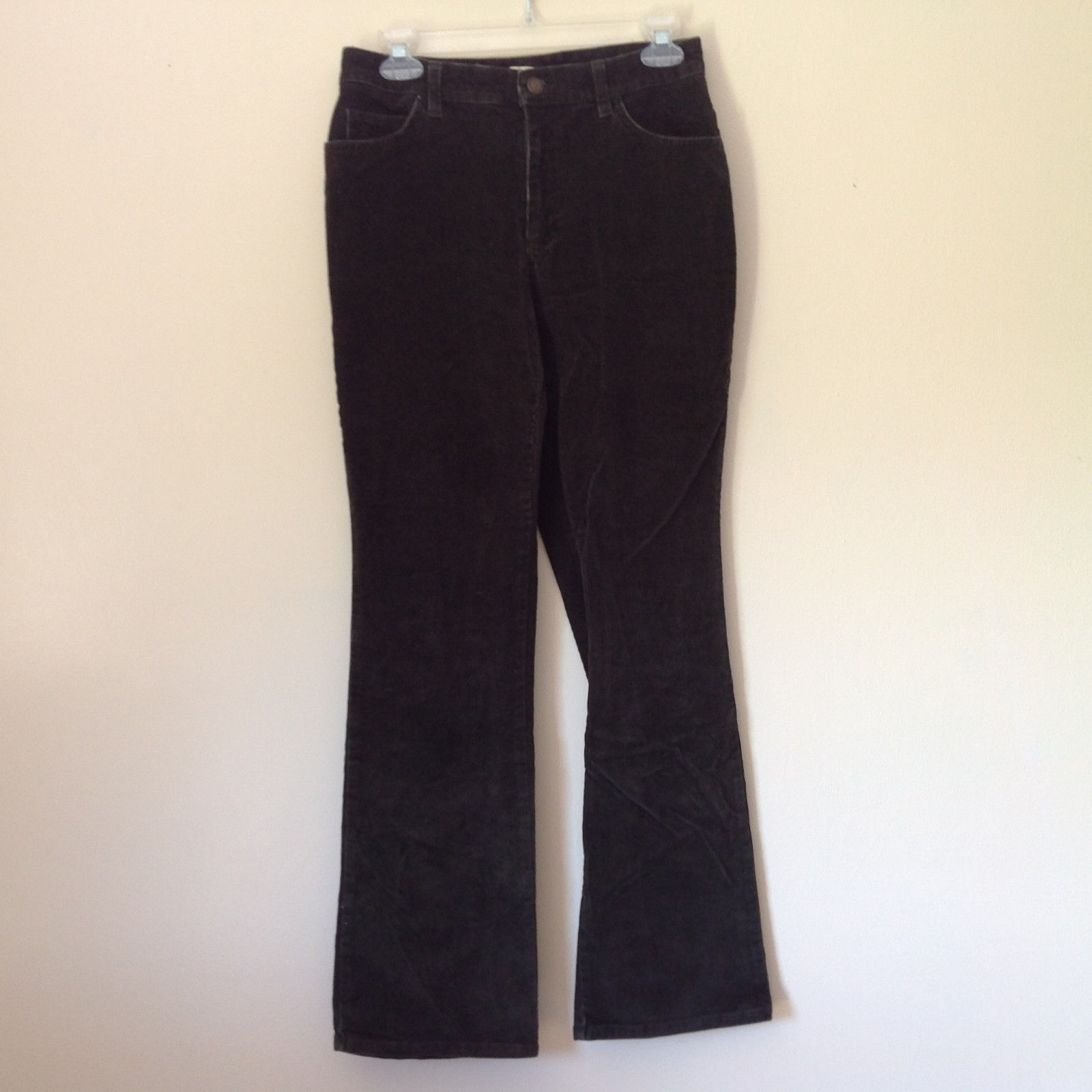 Casual Green Pants by St Johns Bay Stretch Front and Back Pockets Size 6
