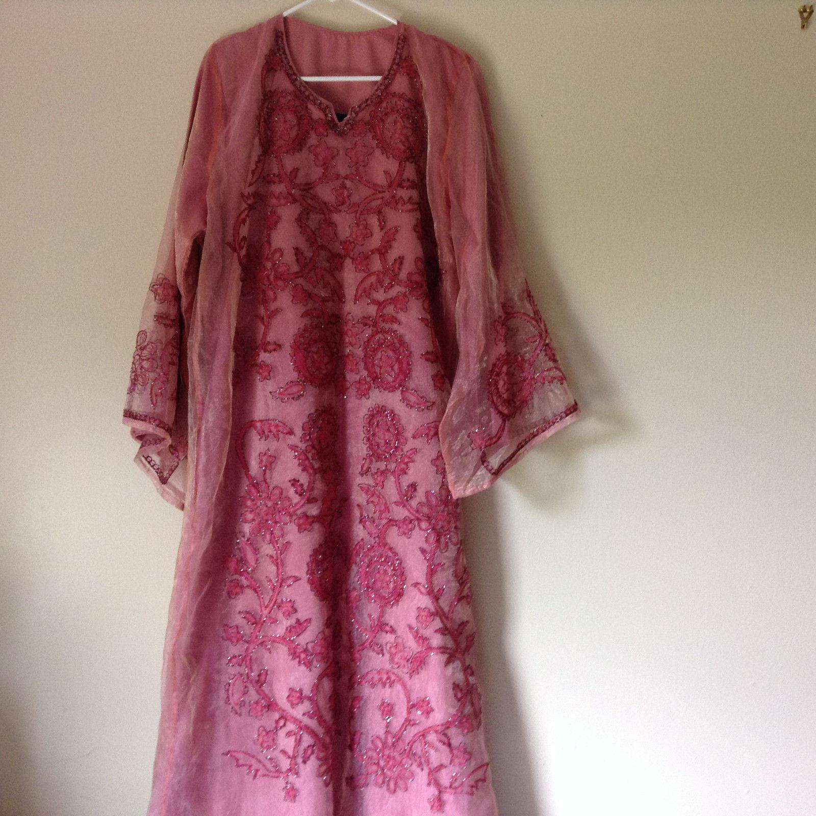 Ceremonial Light Pink Dress Shefoun Fashion Group Series Measurements Below