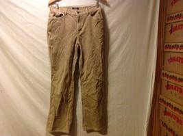 Chaps Womans Tan Corduroy Pants