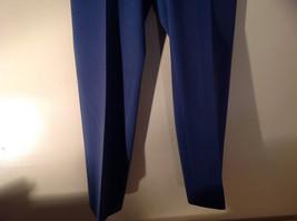 Blue Four Pocket Graham and Gunn LTD Dress Pants Zip Clasp Button Closure image 3