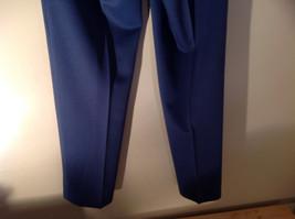 Blue Four Pocket Graham and Gunn LTD Dress Pants Zip Clasp Button Closure image 6